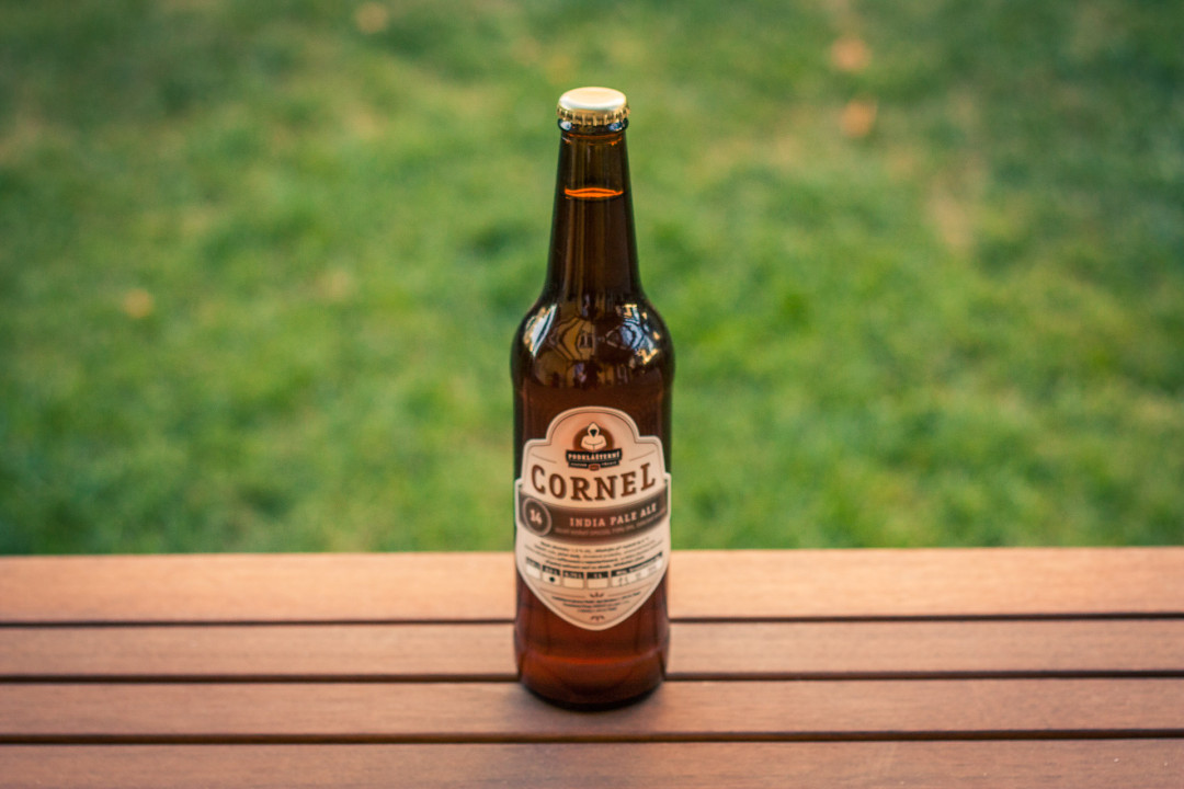 "14° IPA (India Pale Ale) ""CORNEL"""