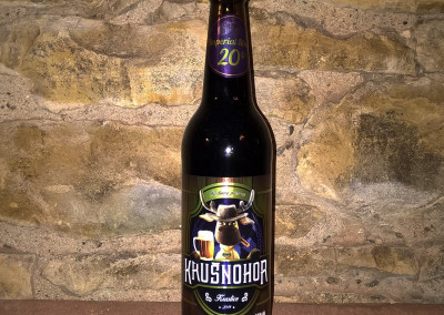 Krušnohor Russian Imperial Stout