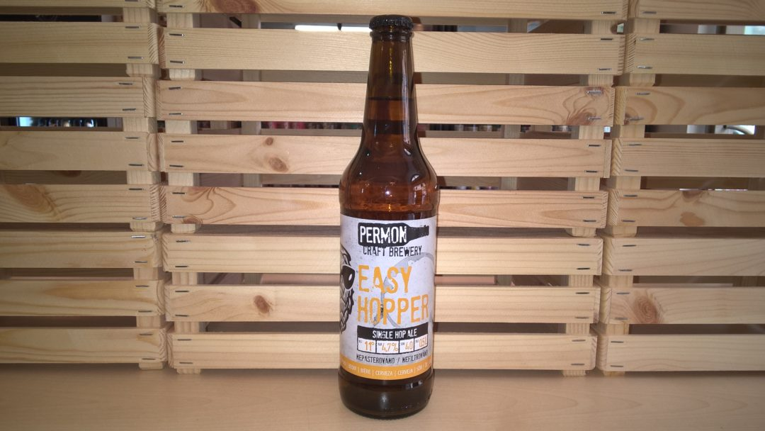 Permon Easy Hopper Citra APA 11°