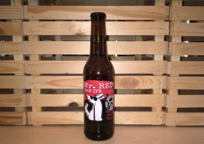 Hoppy Dog Mr. Red IPA 15°