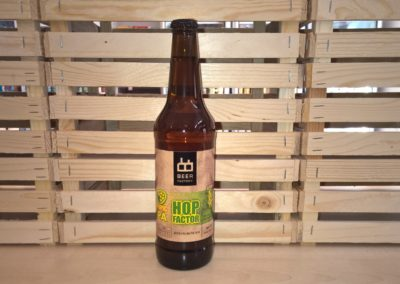 Beer Factory Hop Factor Tropical IPA 15°