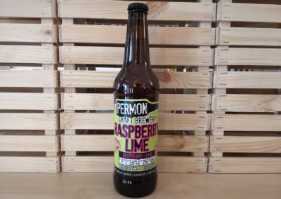 Permon – Raspberry Lime Sour 8°