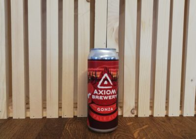 Axiom Gonza 13° Pale Ale