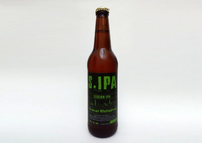 Uhříněves S.IPA 11° Session IPA