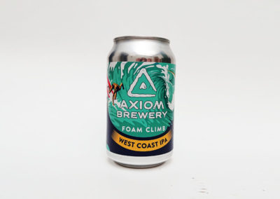 Axiom Foam Climb 15° West Coast IPA
