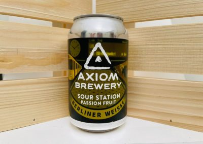 Axiom Sour Station 10° Berliner Weisse